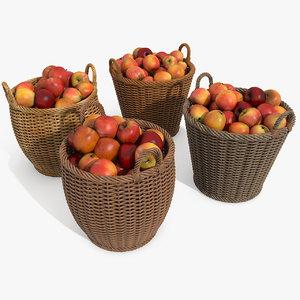 3ds max fruit wood