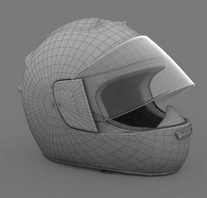 helmet 12 3d model