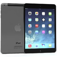 Apple iPad Air & Mini 2 Wi-Fi + Cellular Gray