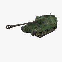 3d as-90 model