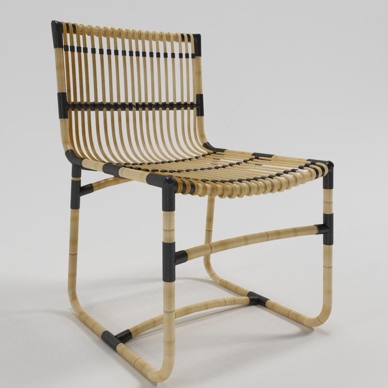curve chair - foersom max