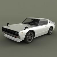 Nissan Skyline GTR C110