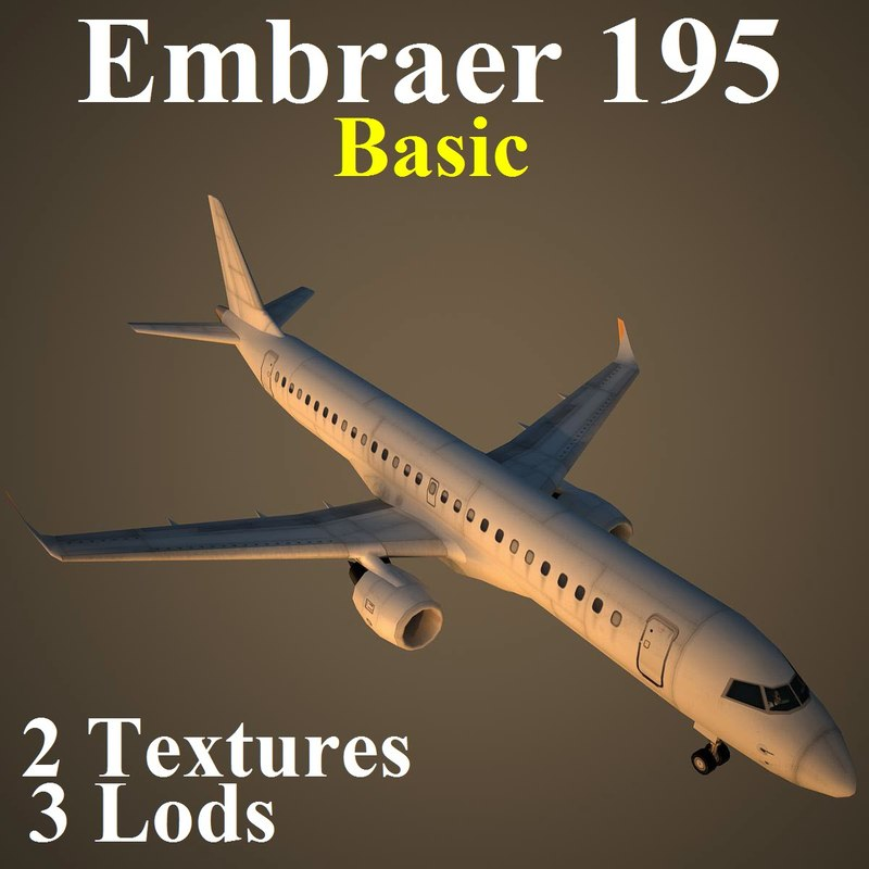 embraer basic max
