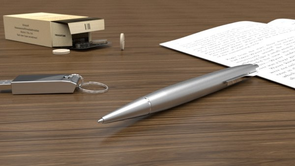 blender ball pen