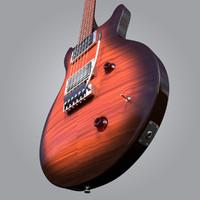 guitar prs 3d x
