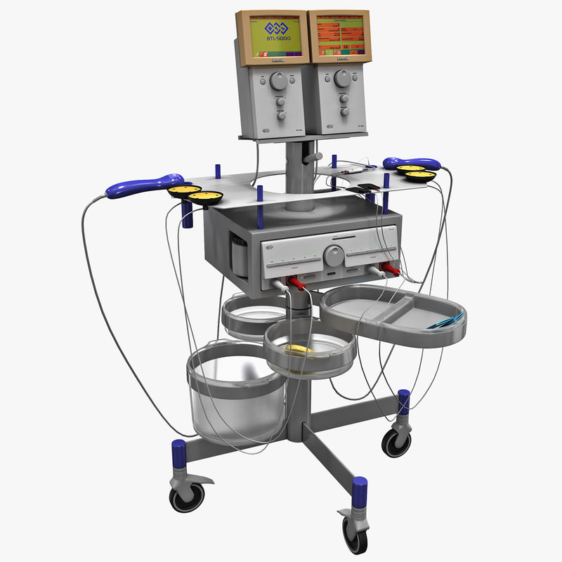 3d shockwave therapy generator btl