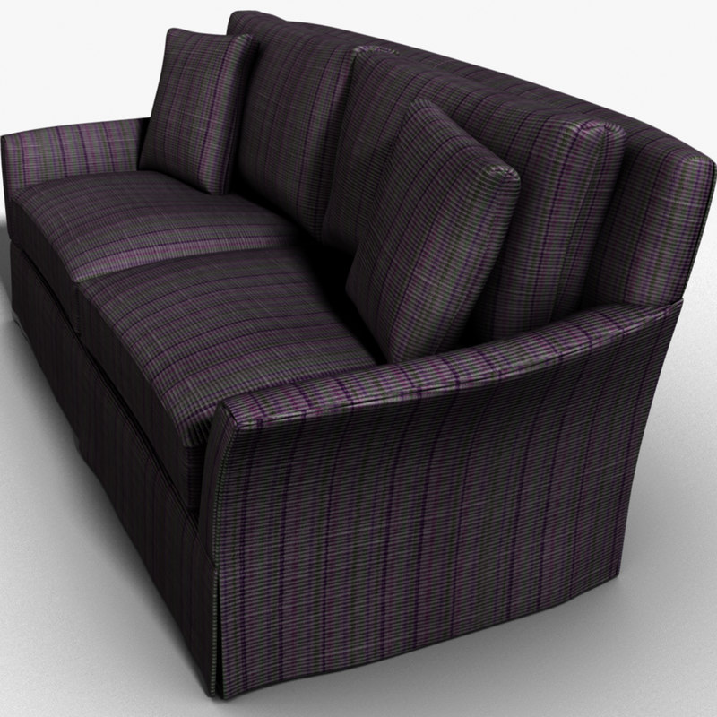 3ds max sofa upholstery ped