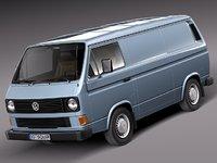 Volkswagen T3 Van 1979-1988