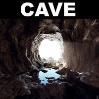 cave rock realistic max