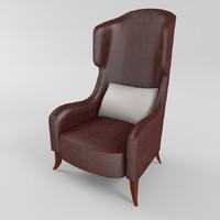 3d marioni dracena chair