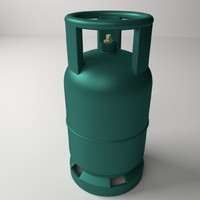 3ds gas cylinder