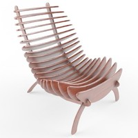 SK Fishbone Chair