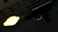 3d mauer 1914 pistol gun model