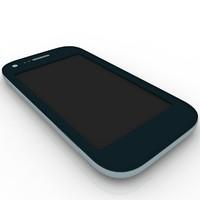 3d model samsung ativ s i8750