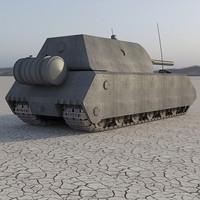 Maus Tank