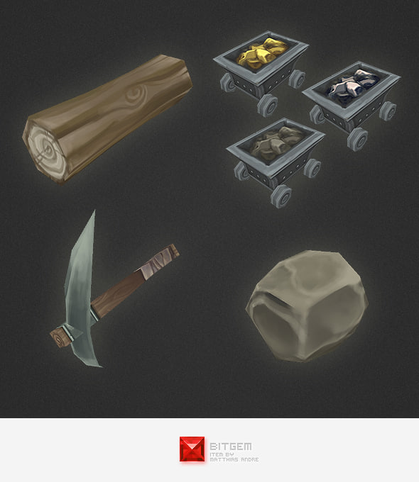 maya rts misc items