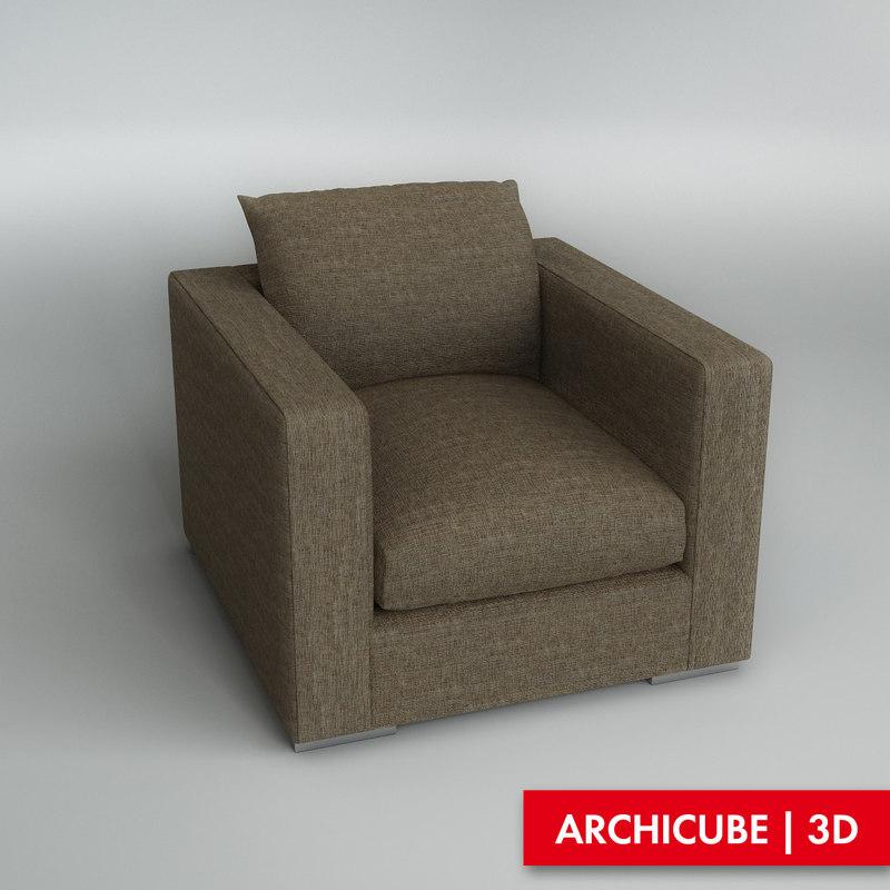 max magnum chair armchair