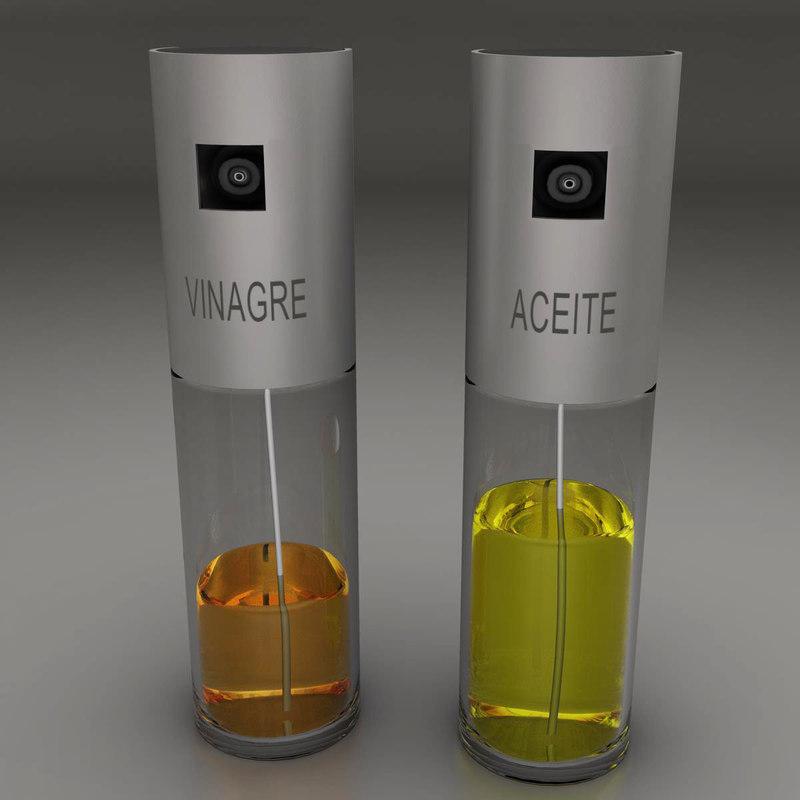 3ds oil vinegar