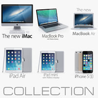 Apple electronics collection 2014 v1
