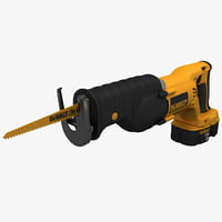 Cordless Reciprocating Saw DEWALT Bare Tool DC385B