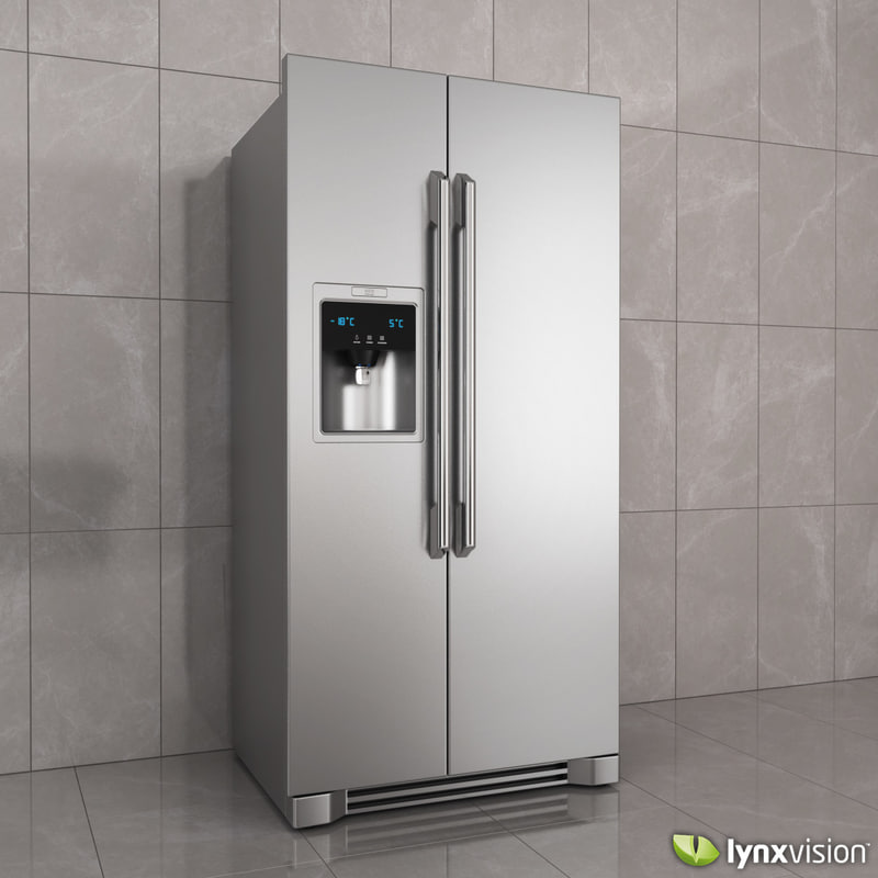 refrigerator electrolux 3d max