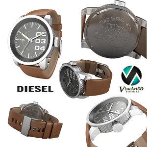 diesel dz1513 watches 3d 3ds