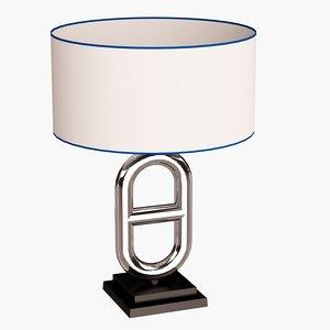3ds max eichholtz lamp table acapulco