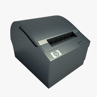 Hewlett Packard Cash Register 07