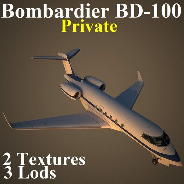 3d bombardier pvt