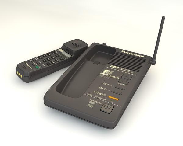 home phone panasonic c4d