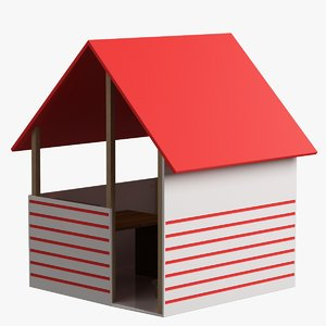 model house toy