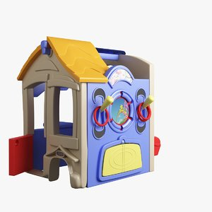 small house toy model