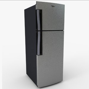 wt3030d refrigerator 3d model