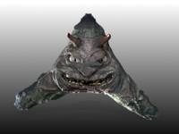 Sea Creature ( BOB )