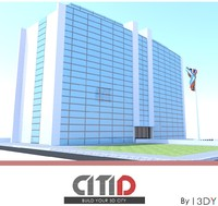Modern Government Building | CITID