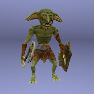 goblin max