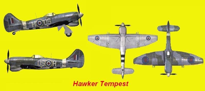 3d model british fighter world