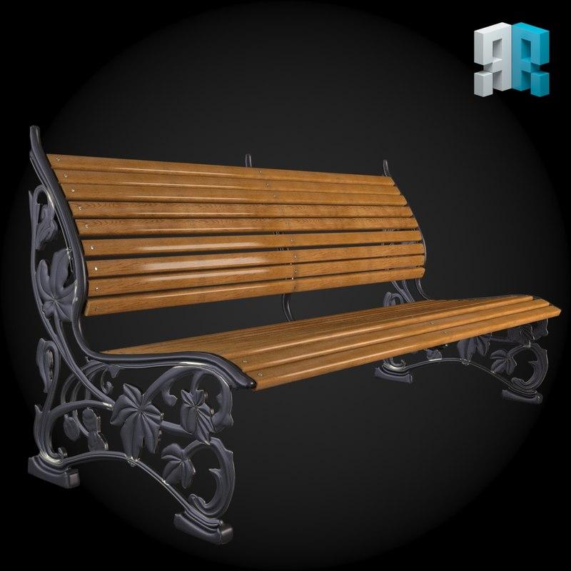 architectural s 3d model
