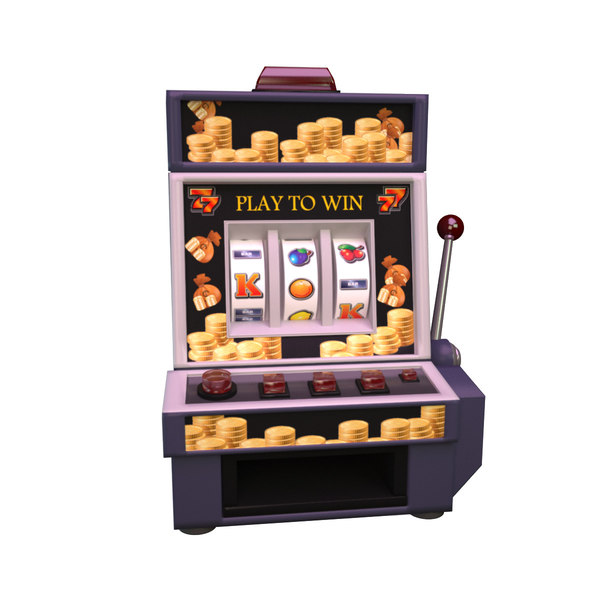3d max casino machine