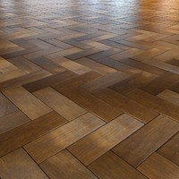 Wooden Planks Floor Collection Parquet