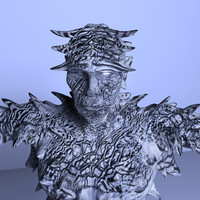 ice demon fbx