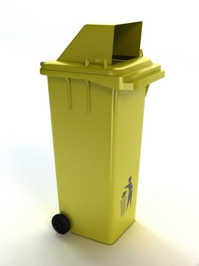 trash recycle bin 3 obj