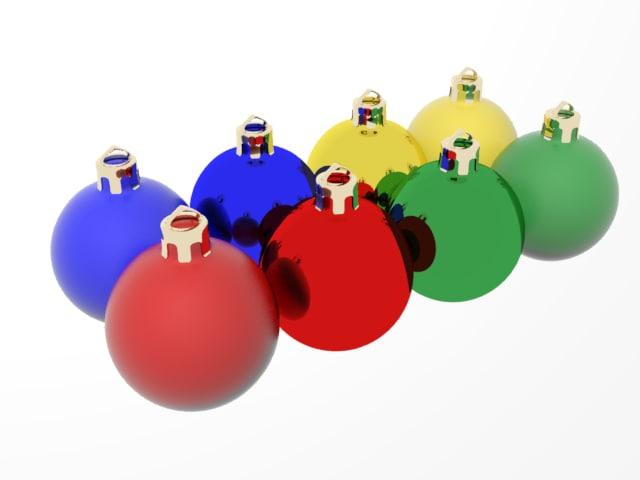 3ds plain balls