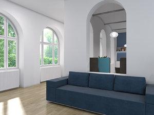 3d model of sofa tera