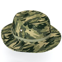 3ds max camo boonie military