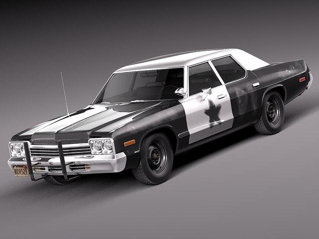 Dodge Car Sedan