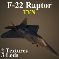 lockheed tyn aircraft 3d max