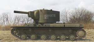 kliment voroshilov tanks c4d