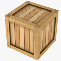 max wooden box