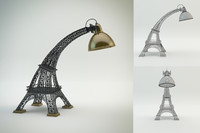 max lamp eiffel tower